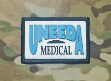 UNEEDA MEDICAL SUPPLY Employee Return Of The Living Dead Tactical Morale Patch