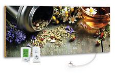 "Marmony M800 Plus 800Watt Infrarotheizung ""Flower Table"" inkl. MTC-40 Thermostat"