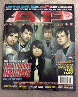 ALTERNATIVE PRESS Magazine Hawthorne Heights Cover May 2006 #214 Rare