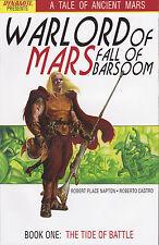 Warlord of Mars Fall Of Barsoom #1-5 Set Dynamite Comics