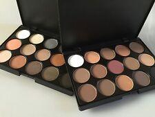 Markenlose Augen-Make-up-Produkte mit Farbton-Sortiment