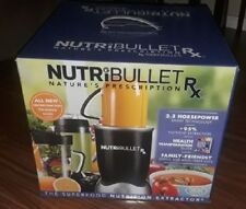 Magic Bullet NutriBullet Rx N17-1001 1700-Watt Blender, Black