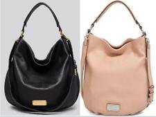$450 NWT Marc by Marc Jacobs Hobo-New Q Hillier Nude/Silver & Back/Gold GORGEOUS