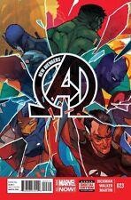 New Avengers #23 (NM)`14 Hickman/ Walker