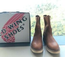 RED WING USA Made The Real Men Mccoys Rider Freewheelers 866 Pecos Boots US 8