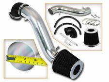 BCP BLACK 93-98 JEEP Cherokee 4.0L Inline-6 Ram Air Intake Kit + Filter