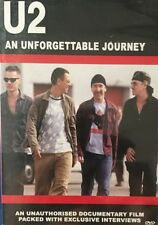 Music U2 An Unforgettable Journey All Region 4 DVD VGC