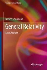 General Relativity by Norbert Straumann (2012, Hardcover)