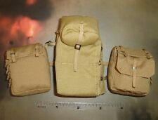 DiD 1/6 Scale WWII German Panzer Division Eastern Front Niels Pouch Set D80089