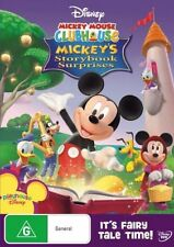 Mickey Mouse Clubhouse - Mickey's Storybook Surprises (DVD, 2008)