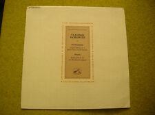 LP  HOROWITZ-III-RACHMANINOV CONCERTO N 3-HAYDN SONATE 52-EMI C061-00279