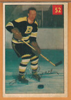 1954-55 , PARKHURST , HAL LAYCOE , CARD #52