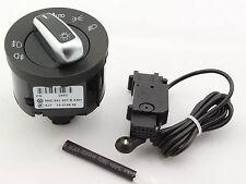 VW Auto Headlight Switch & Sensor Upgrade Kit Fit Golf/Jetta/Passat/EOS/Scirocco