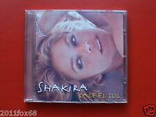 Shakira Sale El Sol shakira sale el sol loca rabiosa waka waka CD Usato ottimo