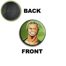 PINS PIN SPILLA 2,5 CM 25 MM ONE PIECE New World Zoro Roronoa