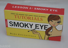 BARE ESCENTUALS bare Minerals * SMOKY EYE TUTORIALS * Celestine Skyline Brush