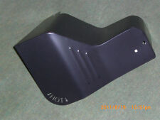 ESCORT COSWORTH T25/T35 satin black stainless steel heatshield with hot logo