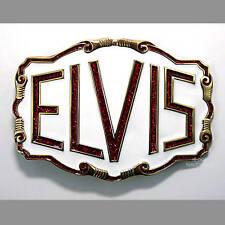 Elvis Rockabilly Gürtelschnalle Rock`nRoll Music Buckle *046 neu