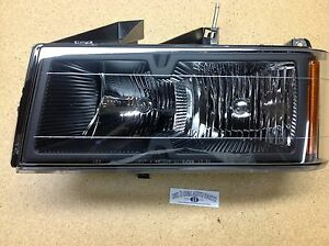 2004 - 2012 Chevrolet Colorado GMC Canyon LH Front HEADLIGHT ASSEMBLY new OEM