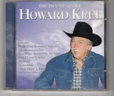 (HN70) Howard Keel, The Incomparable - 1998 CD