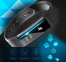 Smart Fit Watch Activity Step Tracker Calorie Counter Bracelet Wristband