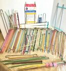 +Vintage+crazy+large+lot+of+Crochet+and+Knitting+needles+Hooks+%26+accessories