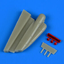 Aires 1//72 F-14A//F-14B//F-14D Tomcat exhaust nozzles varied for Hobby Boss # 7289