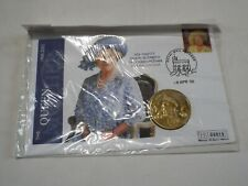 More details for her majesty queen elizabeth the queen mother memorial coin cover