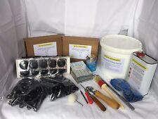 Basic 6mm Start Up Kit Clear Paste With Free Brush&Valve Key Tyre Changer/Balanc