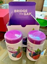 NEW SEALED Juice Plus Capsules Berry Blend 2 BOTTLES 240 Capsules EXPIRE 03/2022