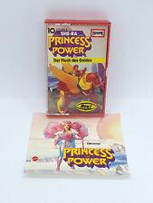 She Ra Princess of Power MC Cassette Kassette Folge 10 mit Aufkleber VINTAGE