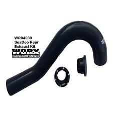 WORX WR04039 SeaDoo Rear exhaust Kit RXPX 300 GTR 230 RXTX GTI Jet ski 4 tec