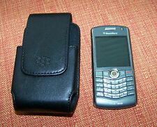 BLACKBERRY  Qualcomm 3G CDMA Cell Phone with Blackberry Case Bell Canada