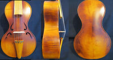 "Baroque style SONG Maestro 6 strings13 3/4"" viola da gamba #12702"