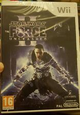STAR WARS THE FORCE UNLEASHED II 2 for NINTENDO Wii NEW & SEALED