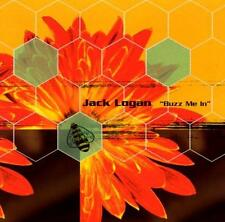 JACK LOGAN - Buzz Me In (CD 1999) USA Import MINT  Lo-Fi Indie