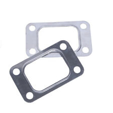 T3 T34 T4 T04E  Turbo Turbine Inlet Manifold Gasket 304 Stainless Stee × 2 Pack