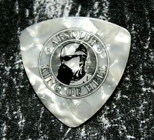 Slayer / Kerry King 2009 Tour Guitar Pick Absolut King of Hell Silver Signature