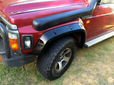 Kut Snake Flares for Nissan Patrol GQ Front Wheels ABS (Code #16)