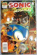 SONIC THE HEDGEHOG #60 VHTF NEWSSTAND Variant Excellent Copy! Archie Adventure