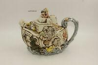 "Harmony Kingdom Ark Teapot ""YT42HK"" Limited Edition 864/4850 Checked 9/99"