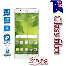 2x Huawei P7| P8 |P9 |P10 P10 Plus Tempered Glass /Plastic Screen Protector