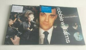 Robbie Williams Life Thru A Lens & I've Been Expecting You Vinyl Lp 2021 Sealed