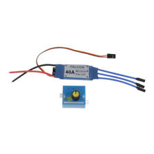 40A Brushless Motor Speed Controller ESC With Banana Head Speed Governor