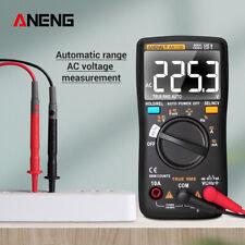 AN113D Auto Range Digital 6000 Counts Multimeter True RMS AC/DC Tester Voltmeter