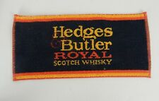 Hedges & Butler Royal Scotch Whiskey Golf/Bar/Hand Towel British Made Towel