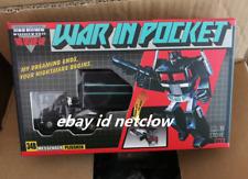 Transformers DX9 toys War In Pocket X34B Plissken Black Optimus Prime in Stock