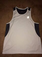 Roadrunner Lg Pro Velocity Loose Fit Sleeveless Running Athletic Shirt Euc
