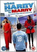 When Harry Tries To Marry (DVD) (NEW AND SEALED) (REGION 2) (FREE POST)