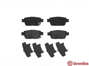 Brembo Brake Pads (Rear) Fits Acura, Honda, P28067S, New Old Stock